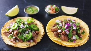 Shredded Beef Carnitas